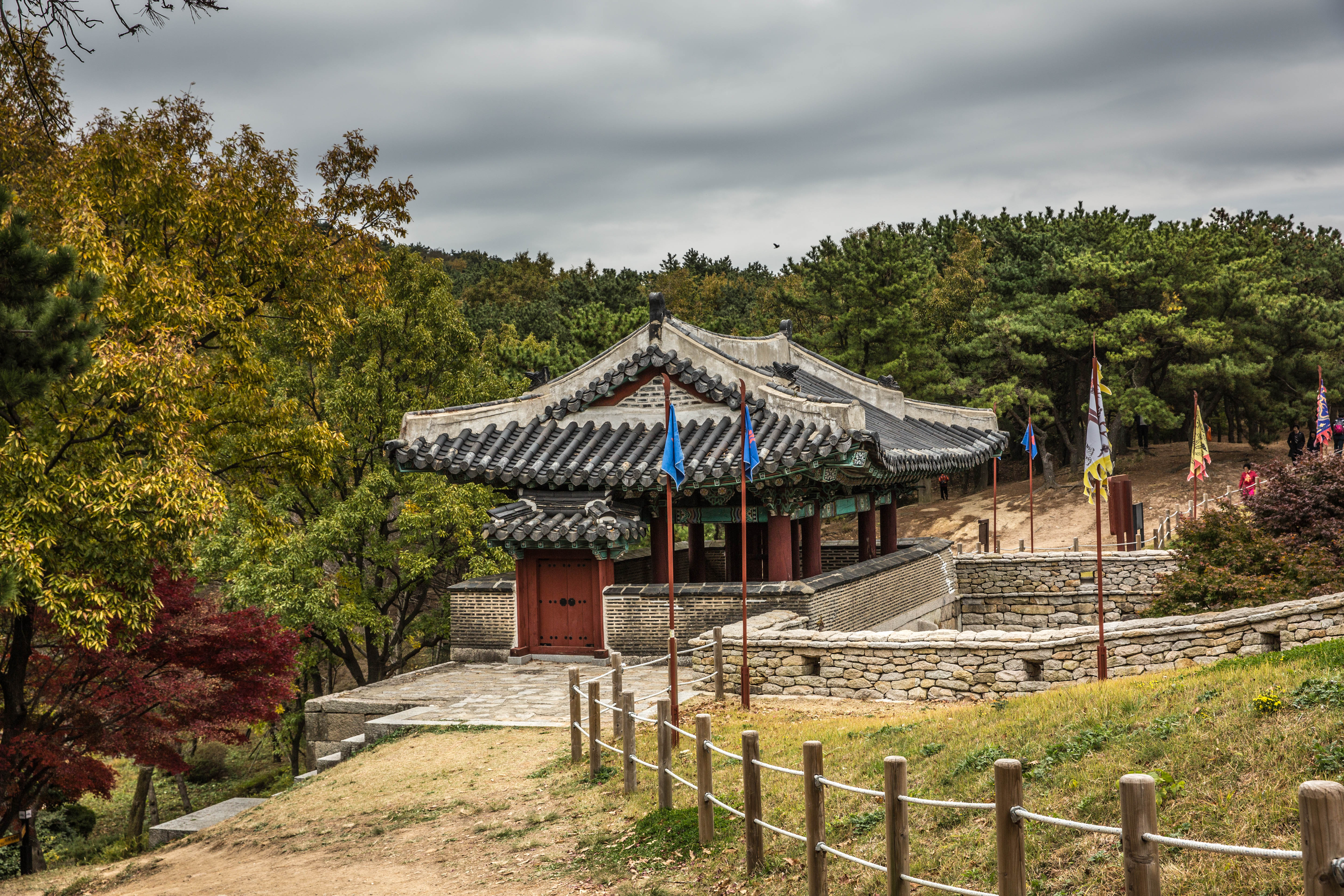 Geumjeong Fortress | Where is my next adventure?